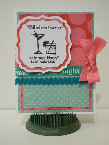 SSD #67 - Well Behaved Women