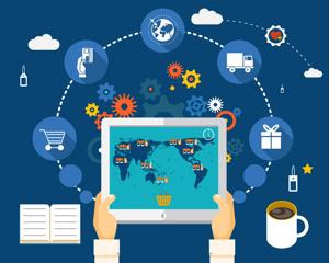 The electronic evolution of supply chain operations