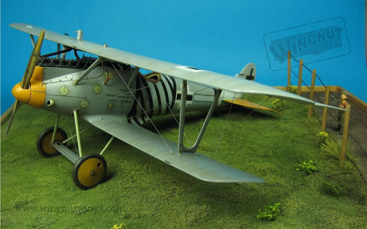 Wingnut Wings 1 32 Pfalz D Iiia Flying Circus Part 1 Decals Images, Photos, Reviews