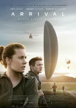 Arrival Filmplakat