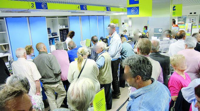 coda ufficio postale