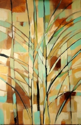 "Sunlight Returns by Filomena Booth Acrylic ~ 36"" x 24"""