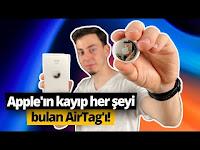Apple'dan 3 yıldır beklediğimiz AirTag elimizde! - ShiftDelete.Net