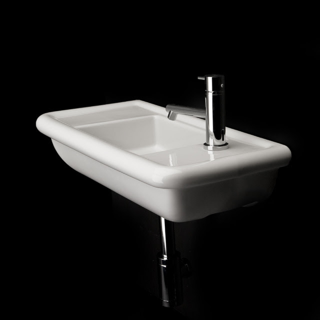 Lacava Alia Wall Mount Lav Sink - Modern - Bathroom Sinks - other ...
