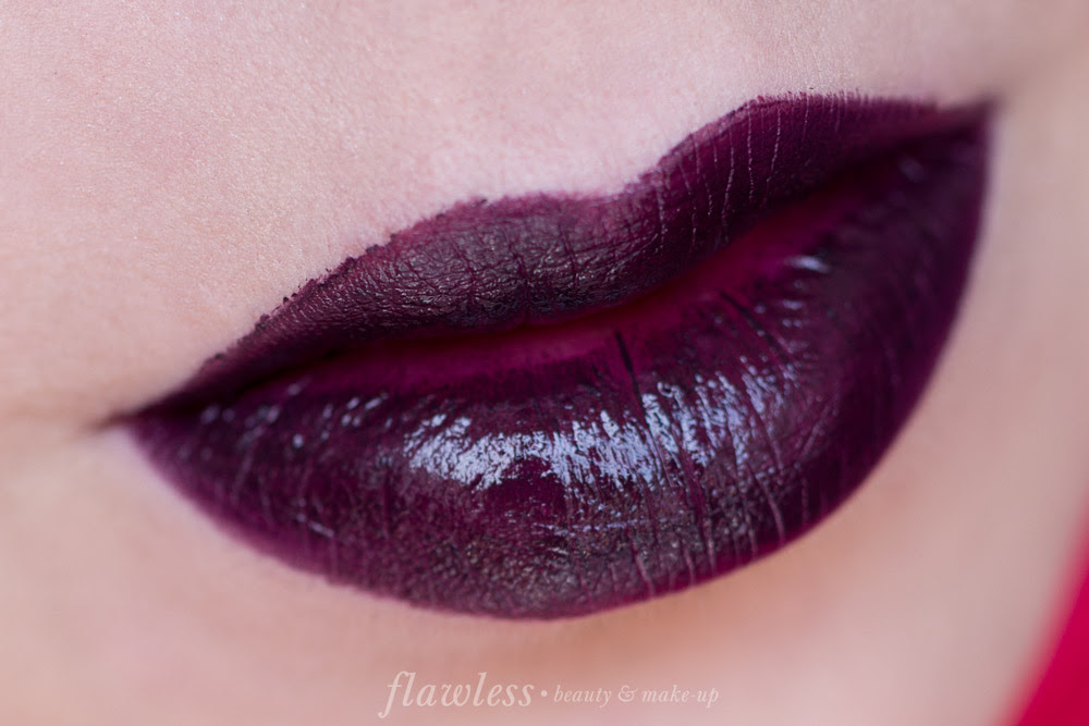 NYX High Voltage Lipstick Dahlia