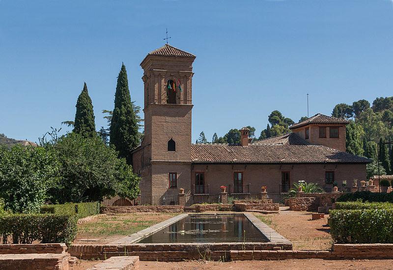 File:Convento San Francisco parador Alhambra Granada Spain.jpg