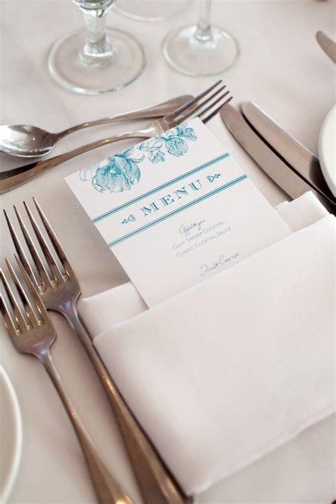 Best 25  Wedding dinner menu ideas on Pinterest   Napkins