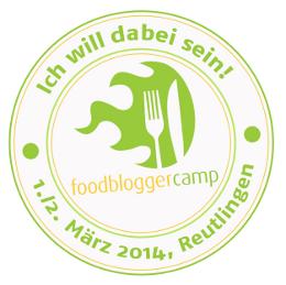 Blogparade zum FoodBloggerCamp 2014