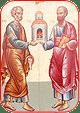 Besaß Petrus mehr Autorität als die anderen Apostel?