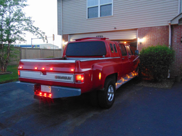 1989 Chevy R3500 CrewCab - Classic Chevrolet Other Pickups ...