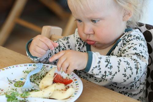 Baby-led weaning / Söömine on tähtis töö