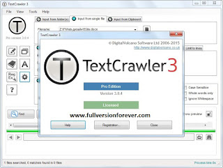 Download Free TextCrawler Pro Patch latest full version 2015