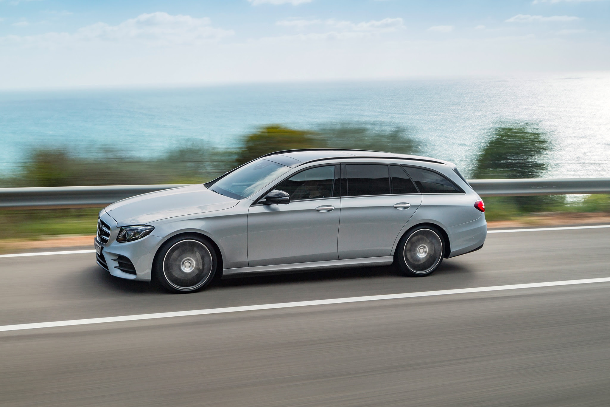 First Drive: 2017 Mercedes-Benz E400 4MATIC Wagon ...