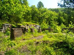 Mine ruins