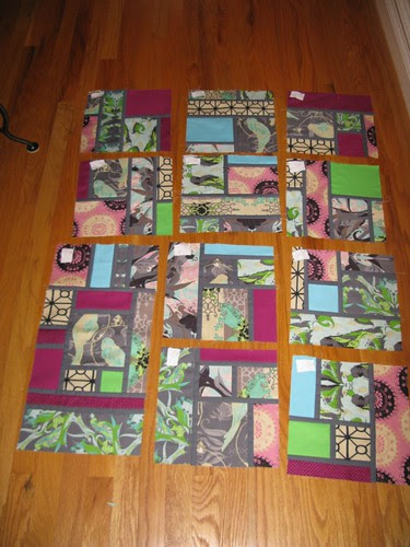 Stained Quilt QAL