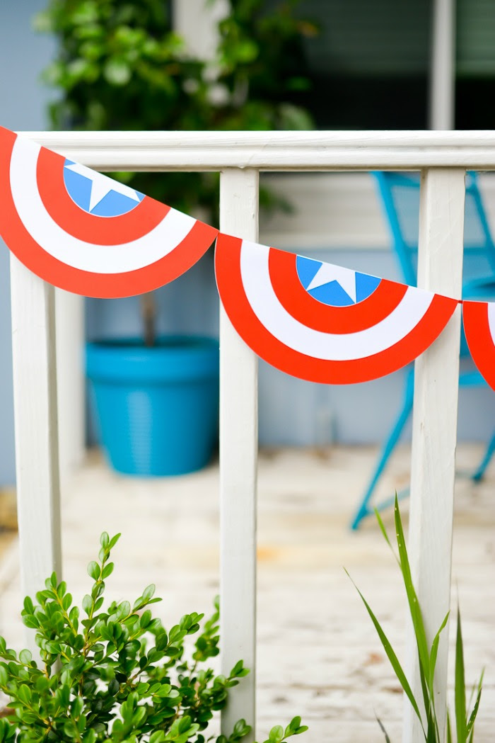 Patriotic Captain America Ideas!