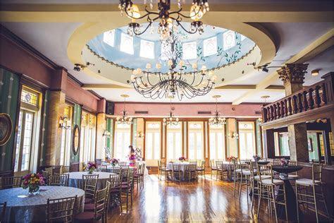 The Historic Magnolia Ballroom   Venues   Weddings in Houston
