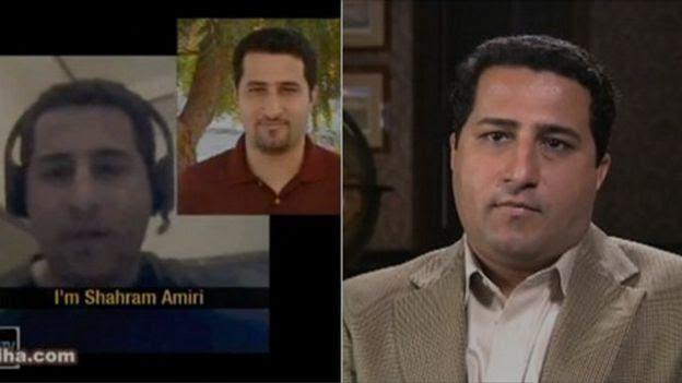 Video tatu za Shahram Amiri