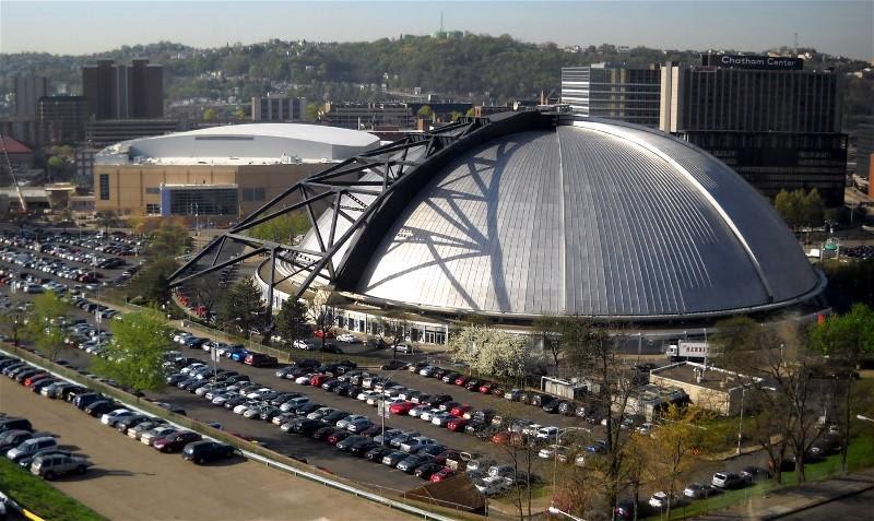 61 Events at Civic Arena HD Terbaru