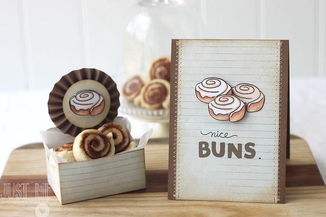 nice buns, hun.