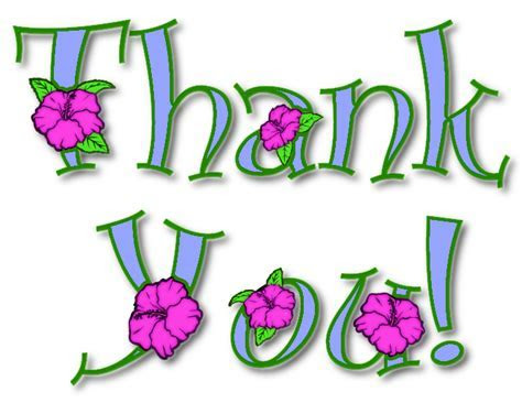 Thank you letter clipart   Clipground
