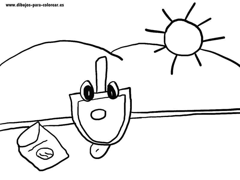 Dibujos De Educación Dibujos Para Colorear