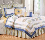 Bedroom OCEAN STYLE!