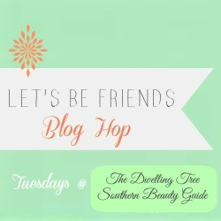 http://www.thedwellingtree.com/2015/04/lets-be-friends-blog-hop-113-is-now-live-come-link-up.html