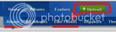 photobucket menu INIZIALE