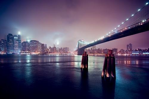 beautyful, bridge, brooklyn bridge, east river, long exposure, new york