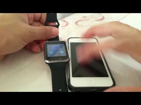 Smartwatch - all questions and answers : How to get fongo app on ios