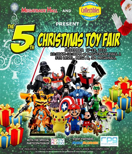 xmas toycon 2010 poster (Large)
