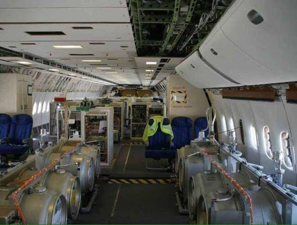 EXPOSED Photos From INSIDE Chemtrail Planes 3