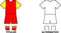 Uniforme Selección Buenavisteña de Fútbol