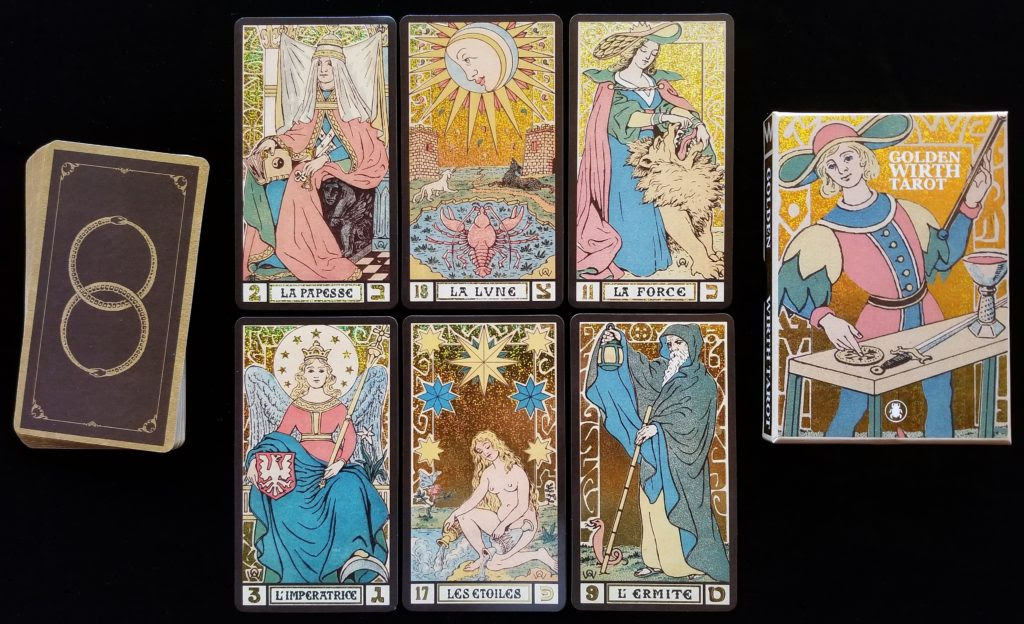 Tarot Collection Mythic Silence