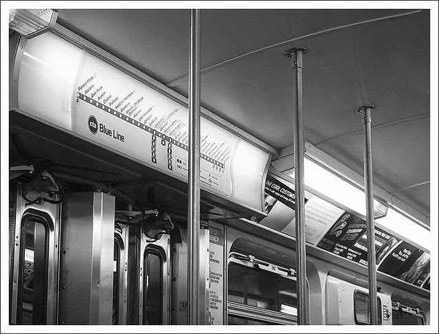 On The Blue Line 4