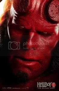 Hellboy 2 - Poster