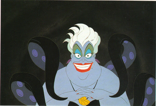 ursula, little mermaid, operation repo