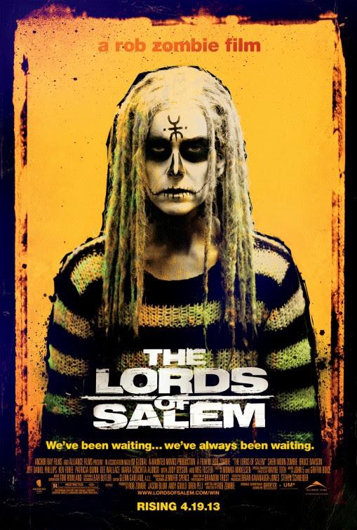 Risultati immagini per the lords of salem movie poster