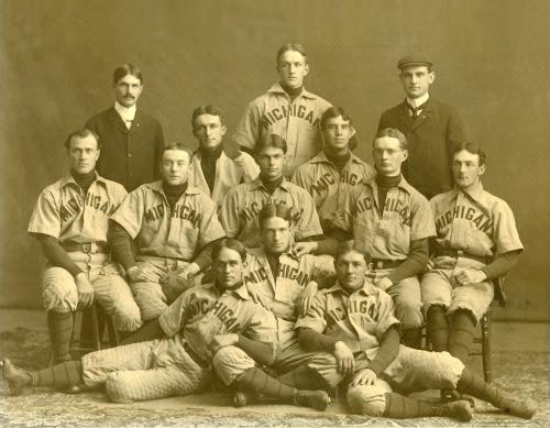 University of Michigan baseball team (1899)