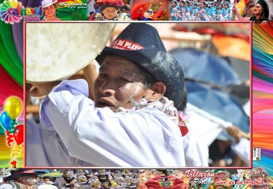 Entrada Autóctona - Carnaval de Villazón 2013