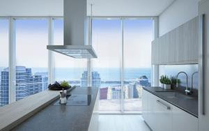 Snaidero Usa Selected As Kitchen Cabinets Provider For The Brickell Flatiron Luxury Condos In Downtown Miami