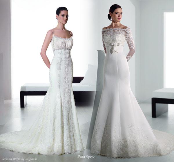 Spaghetti strap bridal gown long sleeve lace wedding dress