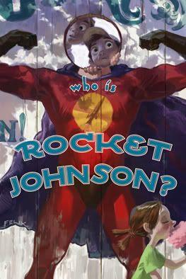 'who Is Rocket Johnson?'