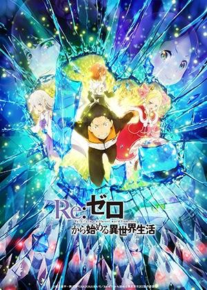 Re:Zero kara Hajimeru Isekai Seikatsu 2nd Season Part 2 [12/12] [HD] [Sub Español] [MEGA]