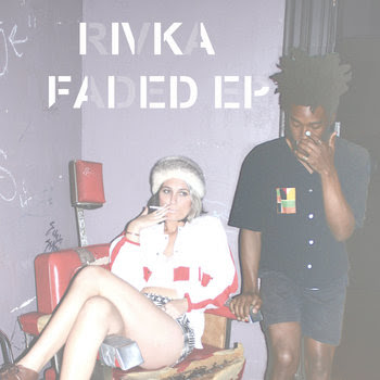 FADED cover art