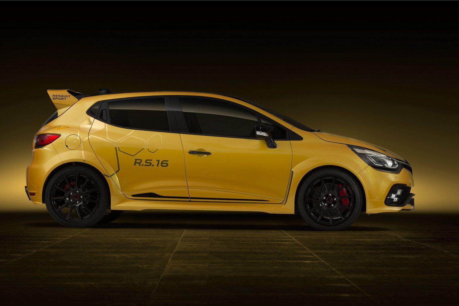 Hasil gambar untuk Renault Clio 200 Renaultsport 2017