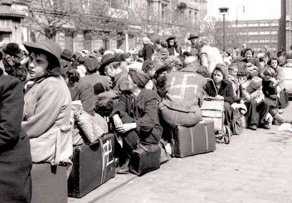 После войны восточно-европейцы накинулись на немцев как стая голодных собак