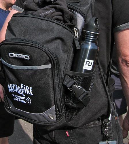Reverb water bottles