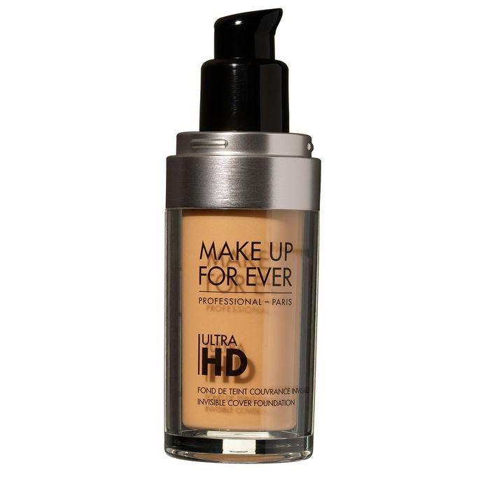 Ultra hd de la make up for ever